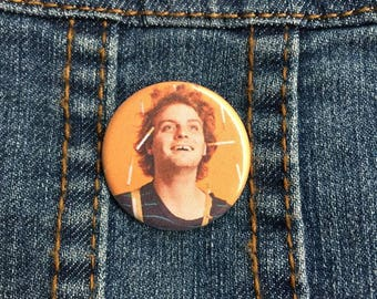 """1.25"""" Mac Demarco Badge – Mac Demarco Pinback Button – Mac Demarco Badges – Mac Demarco Pinback Buttons"""
