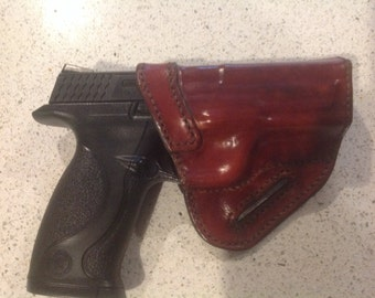 Concealed Carry Avenger style S&W MP-40 OWB Holster