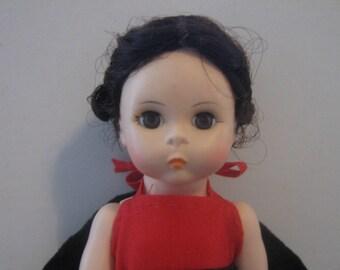 OOAK Madame Alexanderkins Ladybug Doll