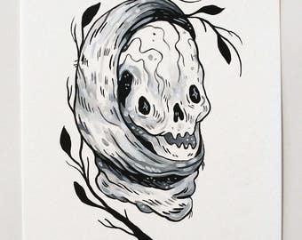 Happy Skull Bud