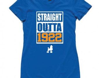 Straight Outta 1922