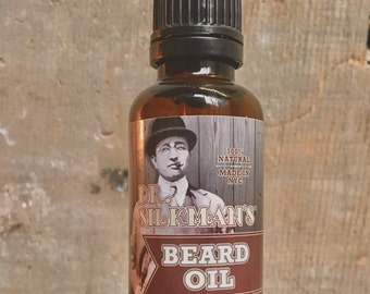 Beard Conditioning Oil, All Natural and Handmade