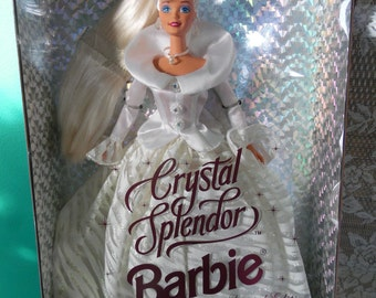 Mattel Crystal Splendor Barbie Doll Limited Edition