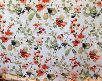 Vern Yip~Floral fabric~Trend 5294801~54 wide x 2.5 yards