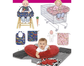 Simplicity Pattern 4225 Baby Accessories