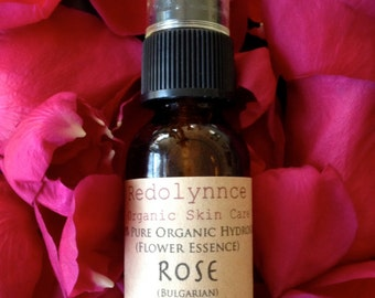 Rose Botanical Flower Water/Hydrosol Face/Hair and Body