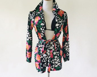 Pucci Inspired Swimwear Cover-Up / Blouse by Bali