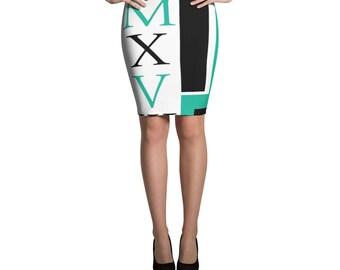 Pencil Skirt v