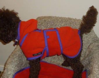 Dog hoody jacket
