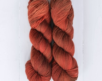 Hand Dyed Tough Sock Yarn - Tanamera
