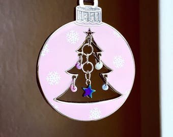 Christmas Ornament enamel pin