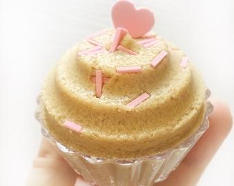 Sprinkles Cupcake Slime