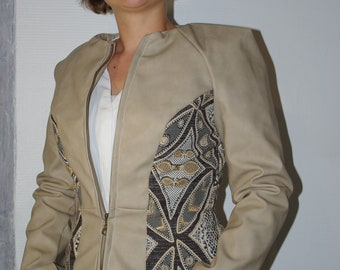 Jacket woman mid-season jacket woman, original woman jacket