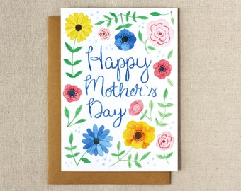 Happy Mother's Day | Mother's Day Card