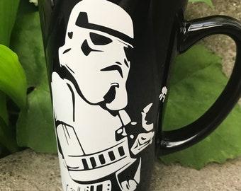 Double Sided Storm Trooper Mug