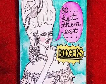 Eat Boogers
