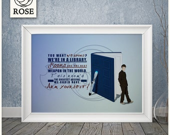 Poster - Doctor Who | Books