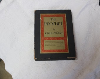 Two Books by Kahlil Gibran  The Prophet  and The Madman His Parables and Poems