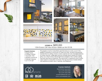 word flyers for real estate people davidjoel co
