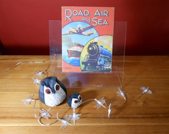 Vintage Childs Book Road Air and Sea Dean and Son WORLD WIDE SHIPPING