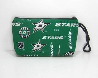 Dallas Stars Montego Wallet Wristlet Pouch