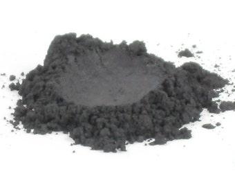 Mineral Eye Liner - Steel (5 gram jar)