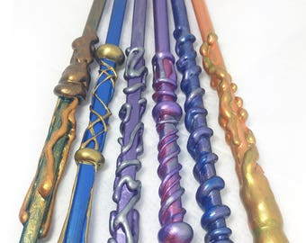 Wizard wands / magic wand party favors / wizard birthday party wands / cosplay wands