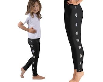 5281aed9a9 Mother Daughter Moon Yoga Pants | Mom and me leggings | moon leggings |  matching leggings