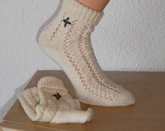 Socks size 39/40.