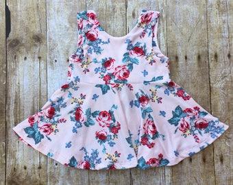 V Back Peplum, peplum top, long sleeve, short sleeve, tank, flutter sleeve, girl shirt, toddler shirt, short sleeved top, knit top