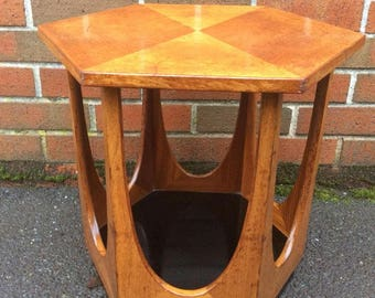 Stunning Rare G Plan Mid Century Coffee Table Side Table