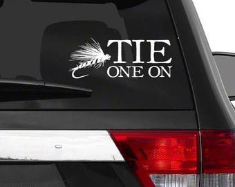 Tie One On Decal