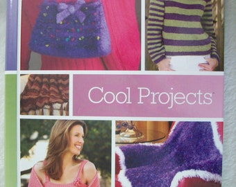 Quick Knits Cool Projects by House of White Birches, Knitting