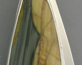 Blue Mountain Jasper Pendant  (P-12)
