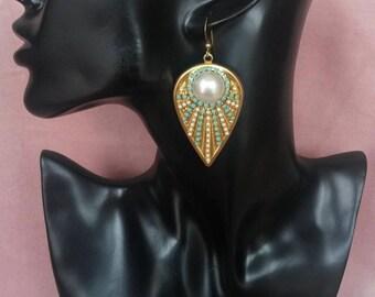 """Earrings """"Ancient Greece"""""""