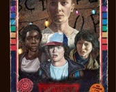 Stranger Things - A5 Size...