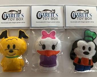 SALE!! Catnip Toys