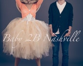 Adult Tutu in Nude with W...