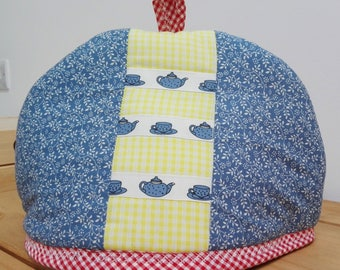 Highly insulating tea cosy - order your own colours