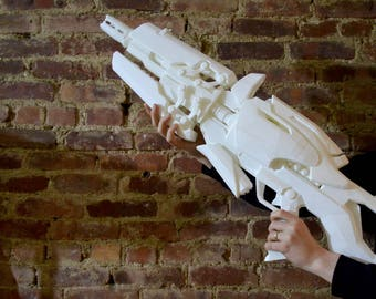 Overwatch Widowmaker Sniper Rifle Full Scale, 3D Printed Cosplay Prop