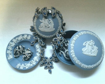 Vintage Wedgewood Three piece set