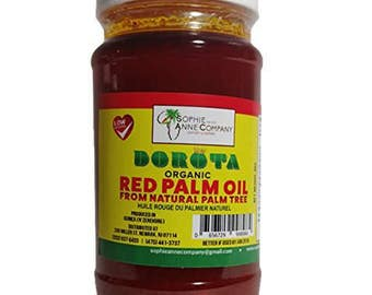 Red Palm Oil