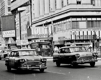 New York , Times Square in 1962
