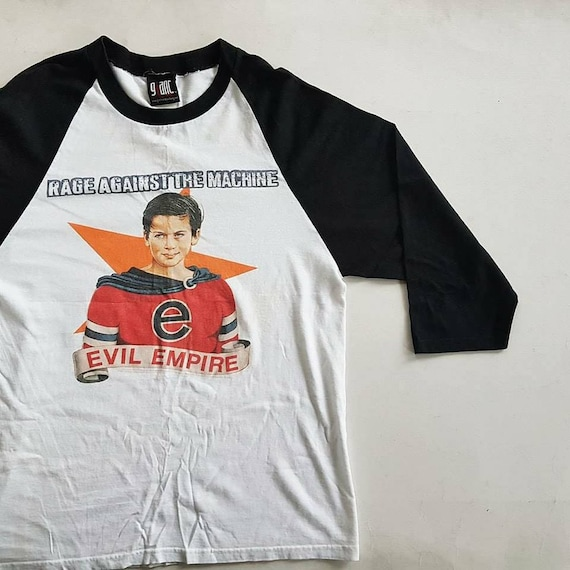 vintage Rage Against The Machine Tour 1996 shirt lxiThq