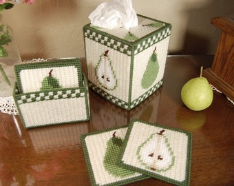 PATTERN: Country Pears