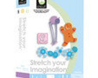 Stretch Your Imagination, NEW Cricut Cartridge