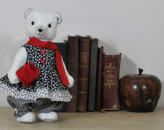 Artist bears, OOAK, bear collection, artist teddy bear, Mohair, OOAK bear, DIANE