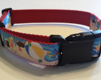 Summertime Dog Collar