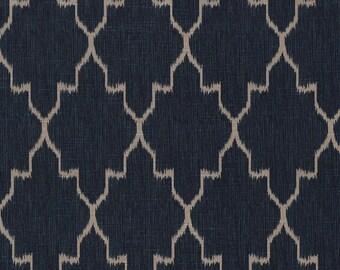 Monaco Sapphire, Fabric By The Yard, Lacefield Fabrics