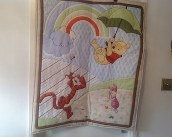 Winnie the Pooh Baby Quilt Playmat